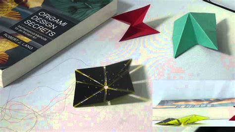 pattern lab youtube self folding origami boxpleat pattern youtube