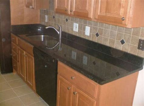 uba tuba granite countertop undermount stainless sink
