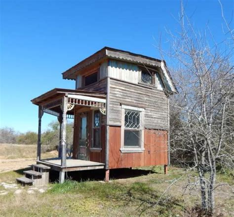 Airbnb Tiny Homes by Gingered Swan Tiny Texas House