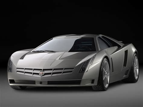 cadillac   seater halo sports car lsx