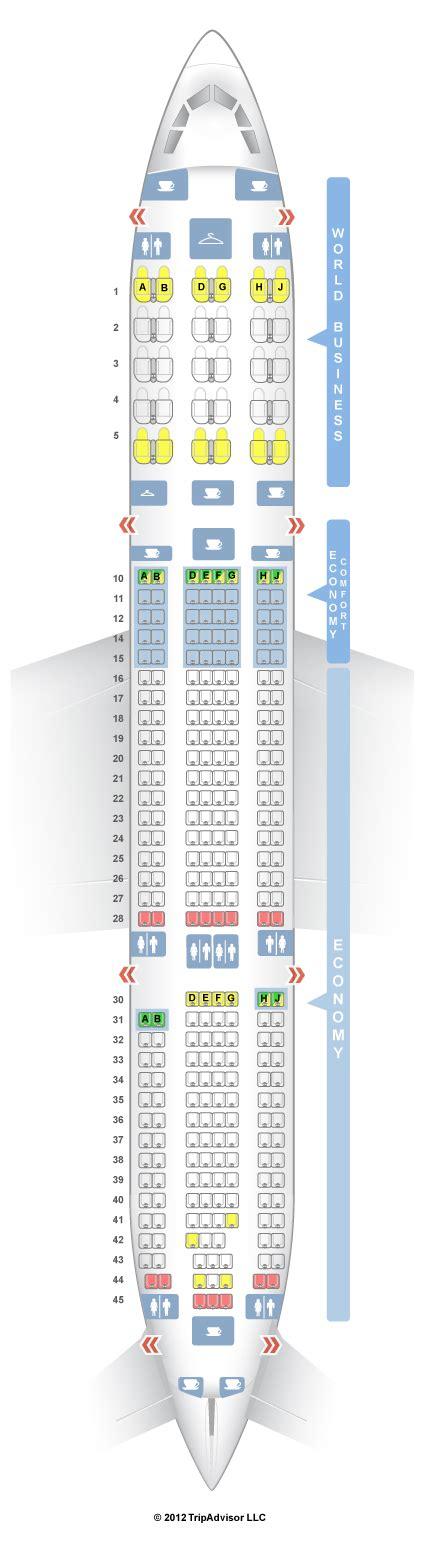 airbus a330 300 seating klm seatguru seat map klm airbus a330 300 333