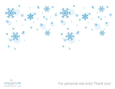 winter templates free printables for happy occasions free winter wedding