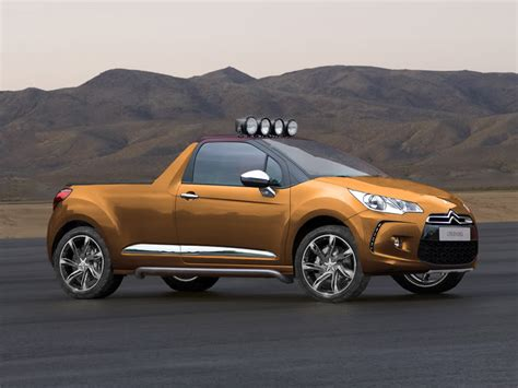citroen pickup citroen ds3 pickup by car mad mike on deviantart
