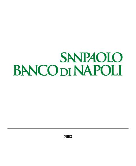 Banco Di Napoil by The Banco Di Napoli Logo History And Evolution