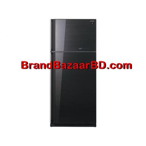 sharp fridge price in bangladesh sharp sj gc75v sl3 fridge