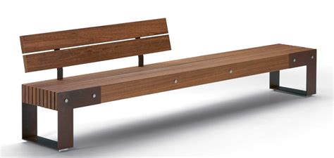 wooden pew bench wooden bench ideas l t by metalco design alfredo tasca