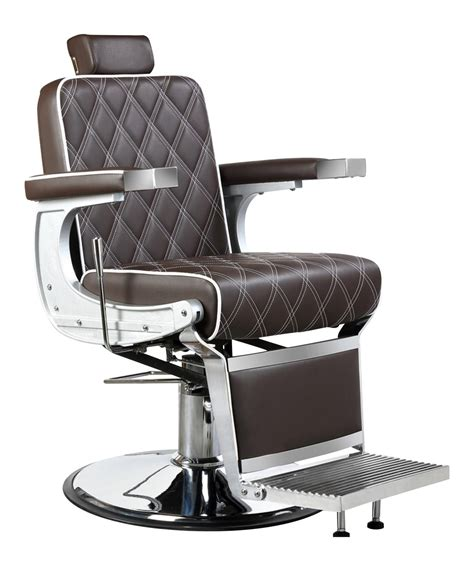 In Barber Chair by Aviator Professional Barber Chair