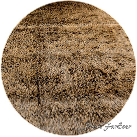 faux bearskin rug new grizzly faux fur rug nonslip suede backing