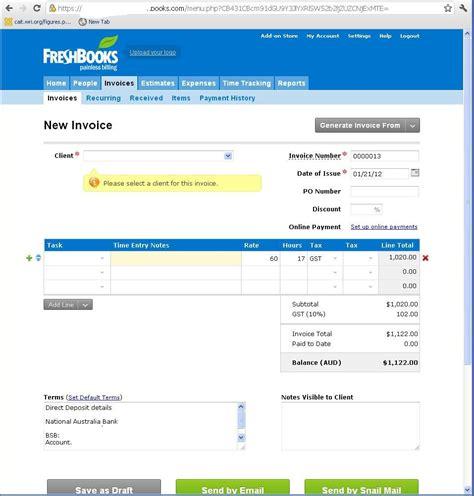 freshbooks invoice template freshbooks invoice invoice design inspiration