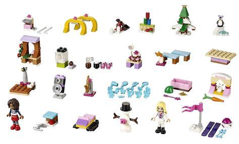 Calendrier De L Avent Lego Friends 2015 Lego Friends Nouveaut 233 2015 Calendrier De Lavent 41102