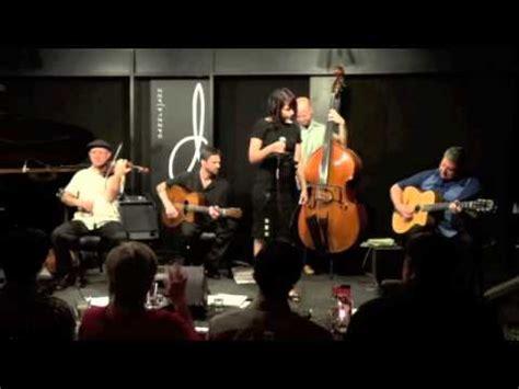 gypsy swing revue la vie en rose ft kristi stice youtube