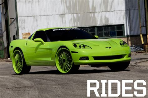 lifted corvette 2007 chevrolet corvette throwback thursday rides magazine