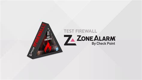 test firewall test de zonealarm firewall le pionnier des pare feux