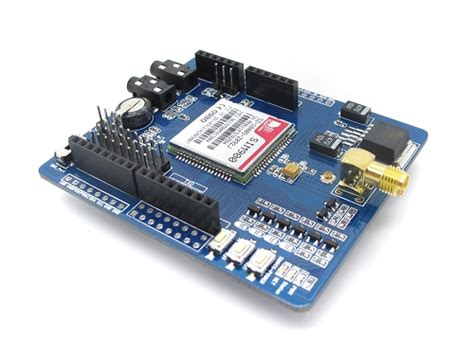 Icomsat Gsm Gprs Shield V1 1 openhacks open source hardware productos icomsat v1