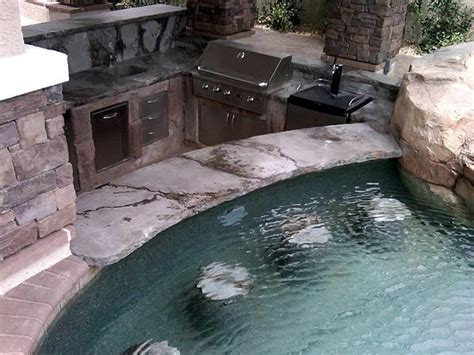 Concrete Countertops Las Vegas by Photo Gallery Outdoor Kitchens Las Vegas Nv The