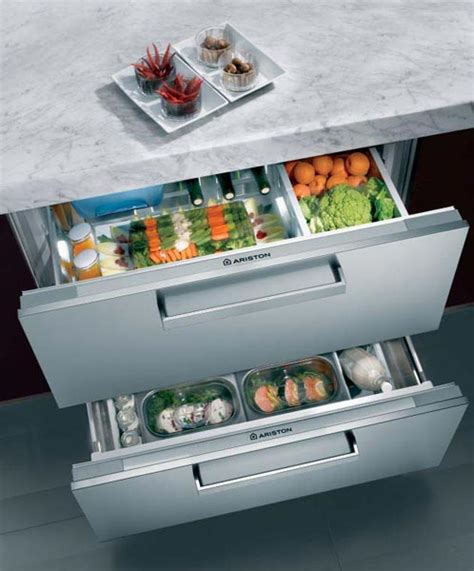 frigoriferi a cassetti frigoriferi e congelatori frigorifero experience bdr 190