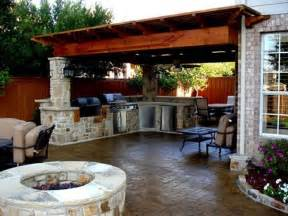 kitchen outdoor ideas custom pergolas paradise outdoor kitchens outdoor