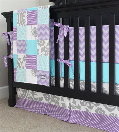 purple and grey baby bedding 17 best images about purple nursery on pinterest baby