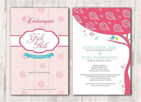 desain undangan pernikahan harga undangan pernikahan unik dan murah info terbaru 2017