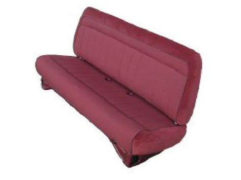 bench seat for 1989 chevy truck 88 96 chevy full size truck standard cab seat upholstery