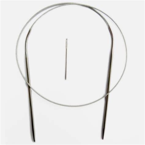 Jarum Knitting Circular Stainless 806543 Cm jarum knitting circular stainless 80 cm crafts