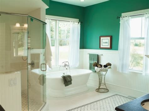 bathroom colors pictures selecting color for your bathroom house plans and more