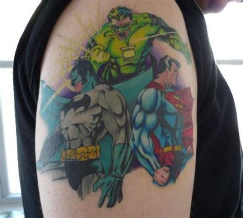 superman batman tattoo designs 100 wonderful superman tattoos