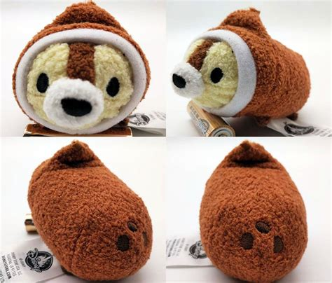 preview coconut chip and pineapple dale tsum tsum my tsum tsum
