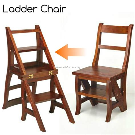 Step ladder chair step chair in malaysia library step chair stool