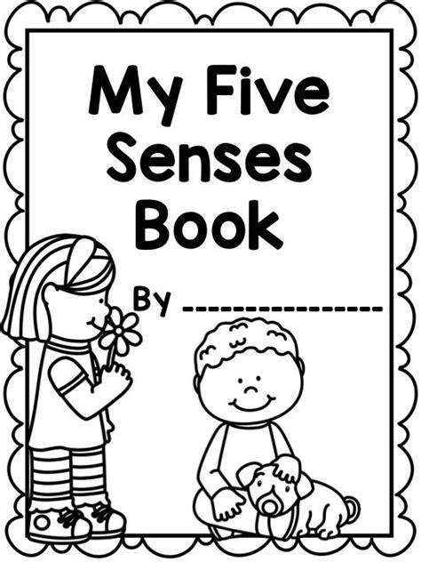 5 senses coloring pages download five senses coloring pages coloring home