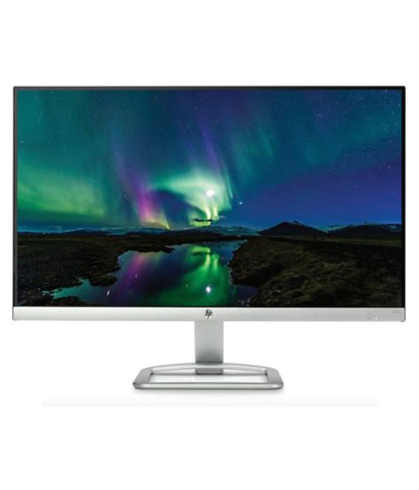 Monitor Led Hp hp 22es display 54 6 cm 21 5 ips led slim backlit