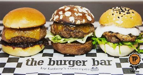 top bar burger top 10 places for burgers in singapore