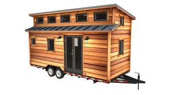 Box House Plans the cider box modern tiny house plans for your home on wheels