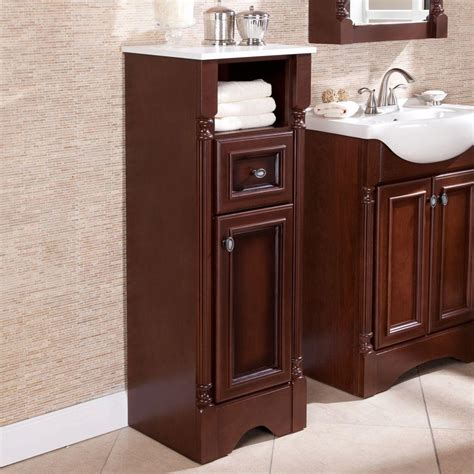 st paul valencia               bathroom linen storage cabinet