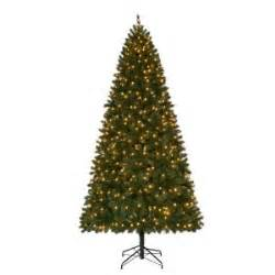 9 ft lighted trees home accents 9 ft pre lit led wesley spruce