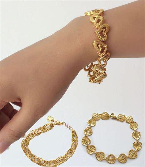 Fashion Bracelet Gold designer charm bracelets for jewelry