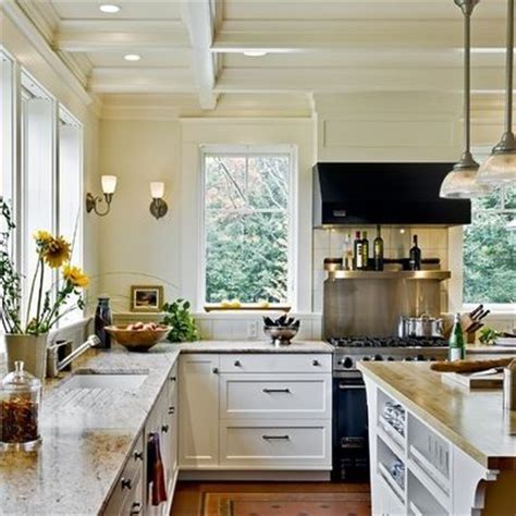 kitchen layout no upper cabinets kitchens without upper cabinets cucina pinterest
