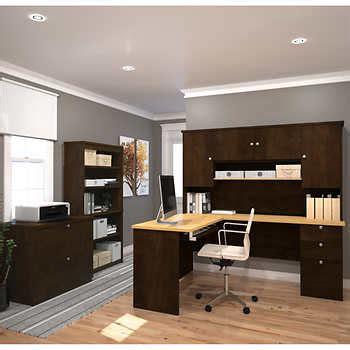 Merritt U Shape Desk With Hutch Merritt