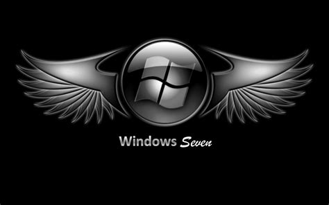 wallpaper black on windows 7 black windows 7 wallpapers wallpaper cave