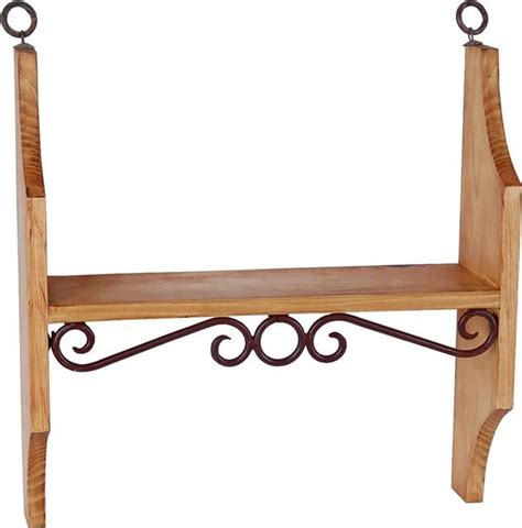 mexico wrought iron wall shelf rustic display wall