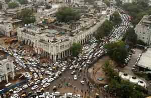 Car Exhaust System Delhi India New Delhi Delhi Blackout In Indien Stromausfall Trifft 600 Millionen