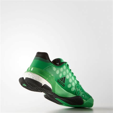 womens green sneakers adidas barricade 2015 boost womens green sneakers tennis