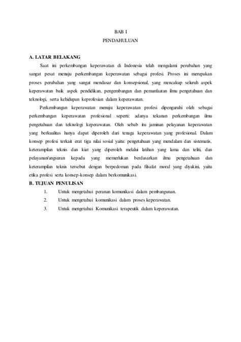 makalah format interaksi komunikasi organisasi makalah komunikasi ketenagakerjaan pdf printer