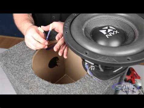 Rockford Loud Paket Audio Mobil how to instal car audio part 2 cara menginstal audio mobil