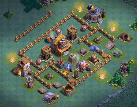 best designs top 18 best builder hall 4 base new update 2000