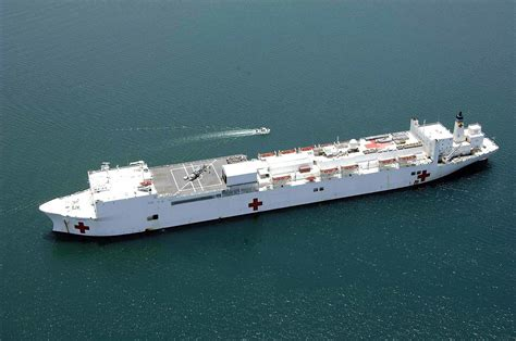 hospital ships of the united states navy