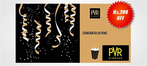 Amazon Gift Card Promo Code India - amazon in coupon 20 off pvr cinemas movie tickets voucher rs 200 off on rs 1000