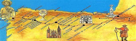 camino maps which camino de santiago routes camino tours map autos post