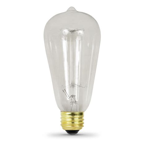 how to buy incandescent light bulbs feit electric 60w 120 volt incandescent light bulb