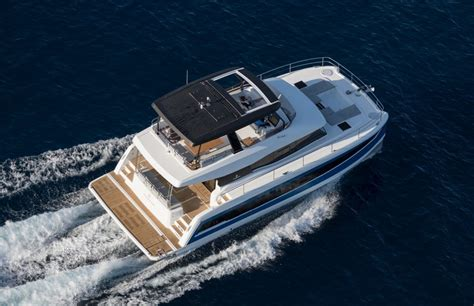 luxury boats fountaine pajot luxury catamarans motor yachts